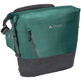 VAUDE CityMe Schoudertas 13l, nickel green